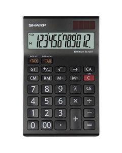 Calculator de birou, 12 digits, SHARP EL-125TWH