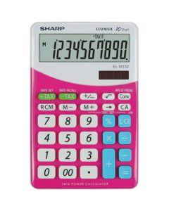 Calculator de birou, 10 digits,   SHARP EL-M332BPK