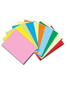 Hartie color A4 100/set