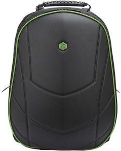 Rucsac laptop Bestlife pentru gameri, negru cu verde