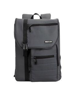 "Rucsac laptop Bestlife gri BB-3212R2-BK, 15.6"""