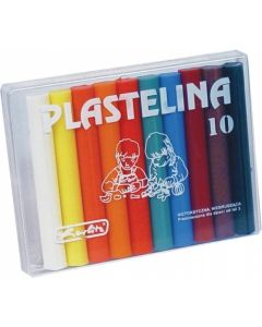 Plastilina Herlitz 10 culori