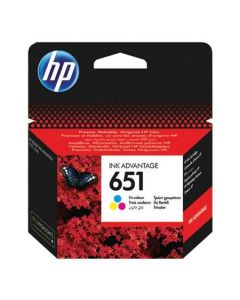 Cartus cerneala HP nr. 651Color C2P11AE