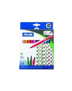 Carioca Milan 24 culori