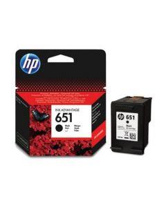 Cartus cerneala HP nr. 651 Negru C2P10AE
