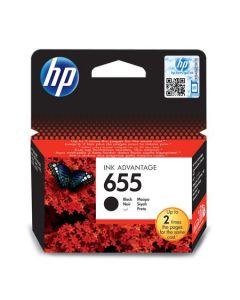 Cartus cerneala HP nr. 655 Negru CZ109AE