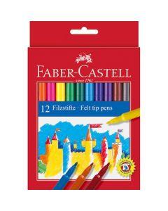 Carioca Faber Castell 12 culori