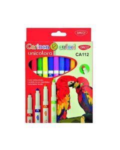 Carioca Daco 12 culori